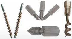Replaceable Tips For Packing Tool Extractors